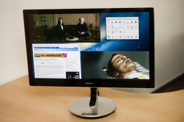 csatlakoztasson több monitort a számítógéphez