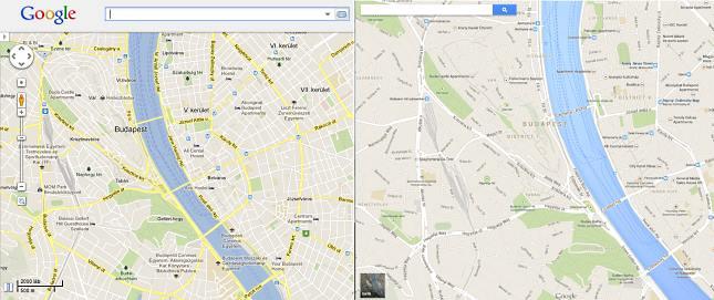 Sokkal Jobb Az Uj Google Maps
