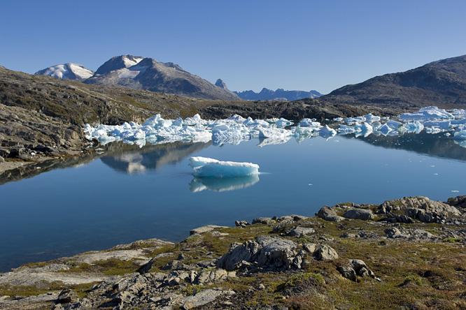 Az eddig mért legsúlyosabb jégolvadás zajlik Grönlandon