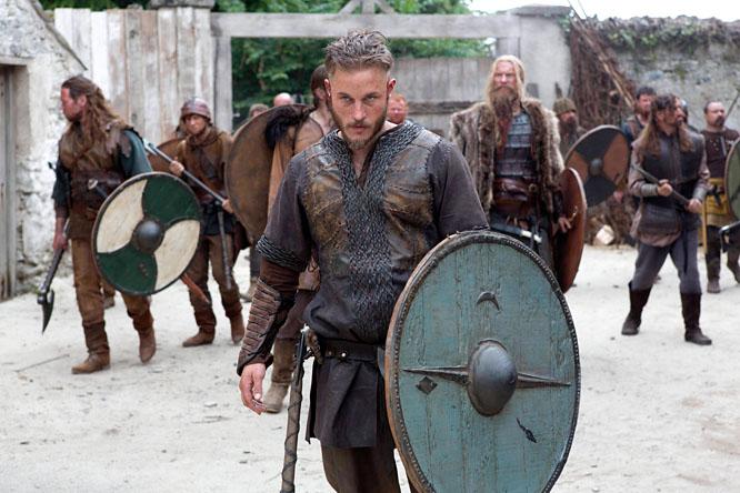 Vikings színészek randi
