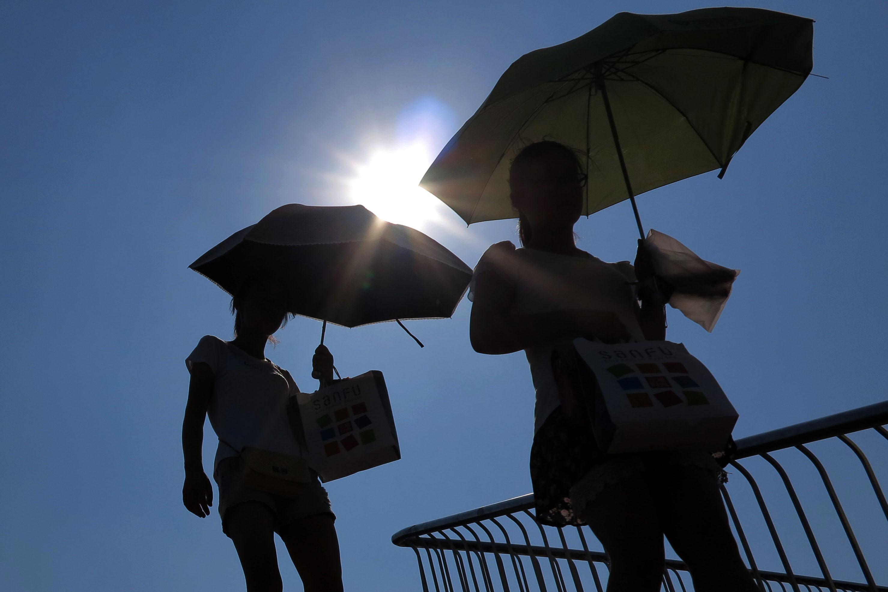 Megállíthatatlanul jönnek a negyvenfokos hőhullámok?