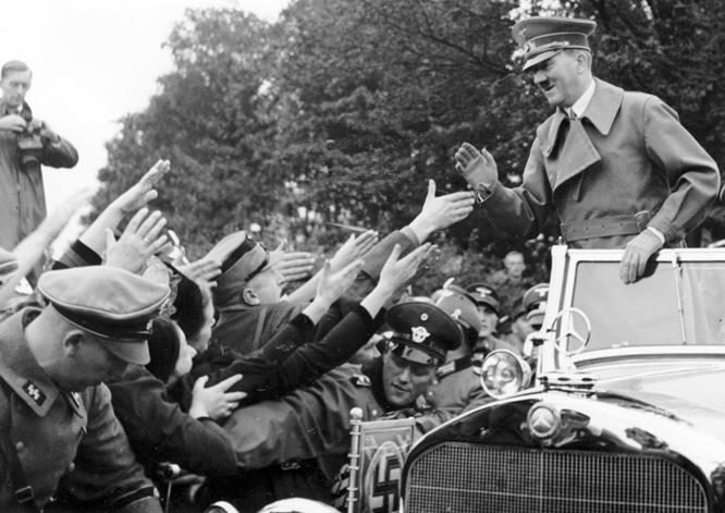 Index - Tudomány - Mindenki be volt lőve, aztán jöttek a nácik