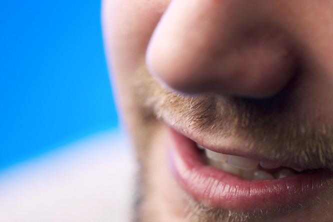 férgek a szájon át