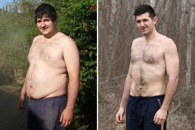 100 kg fogyás sikertörténetek