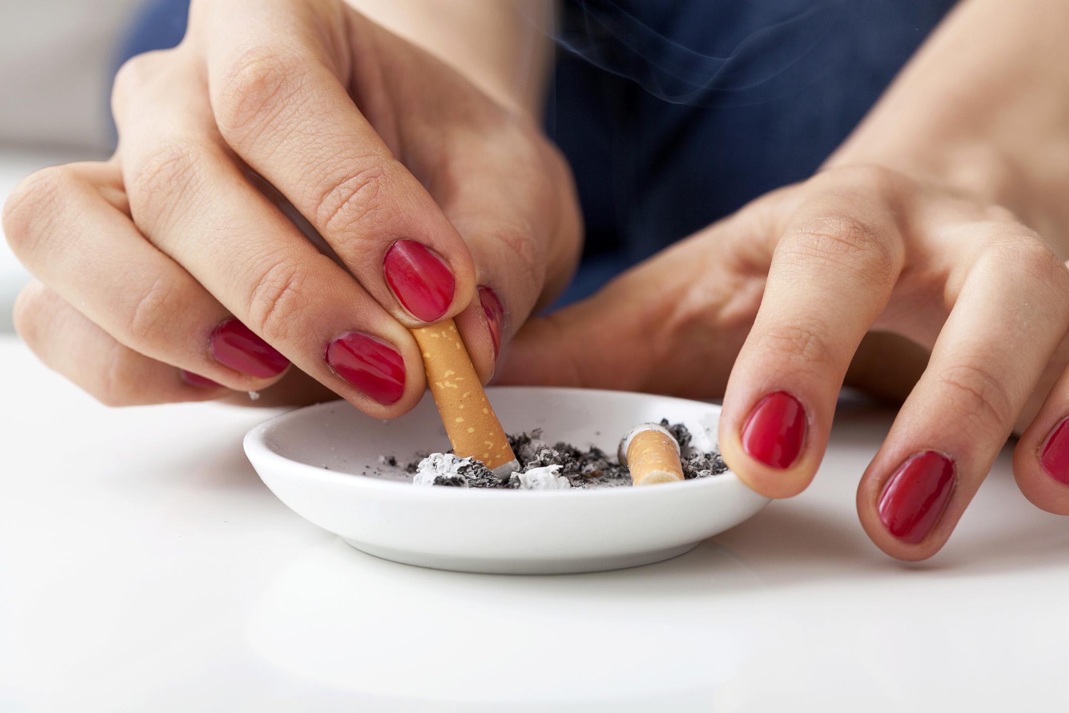 akik abbahagyták a dohányzást 2021-ban