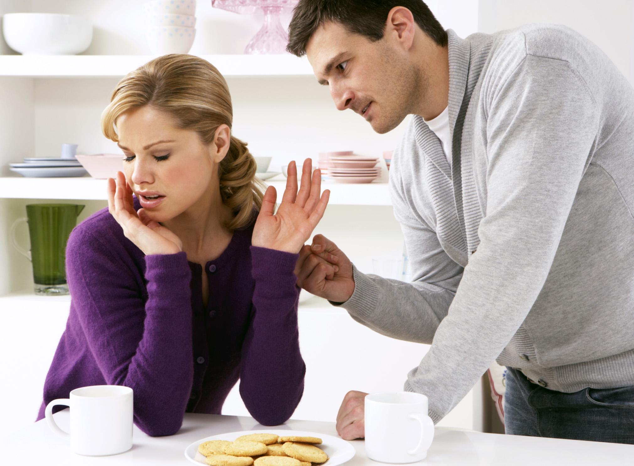 Megbirkózni egy elvált férfival