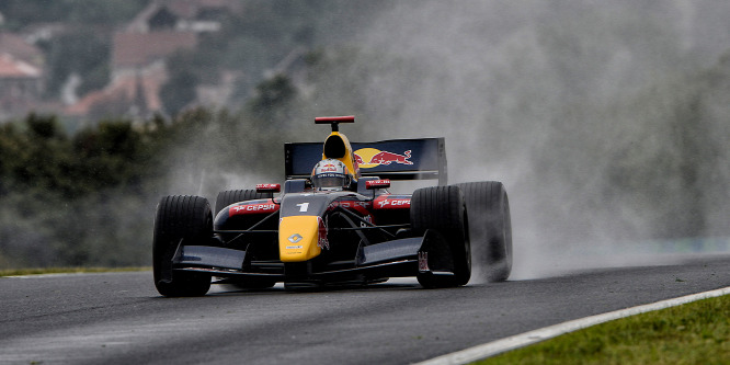 Nyolcadszor is WSR a Hungaroringen