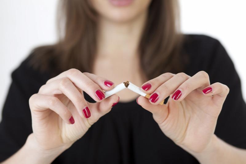 hogyan befolyásolja a dohányzás a bőrt)