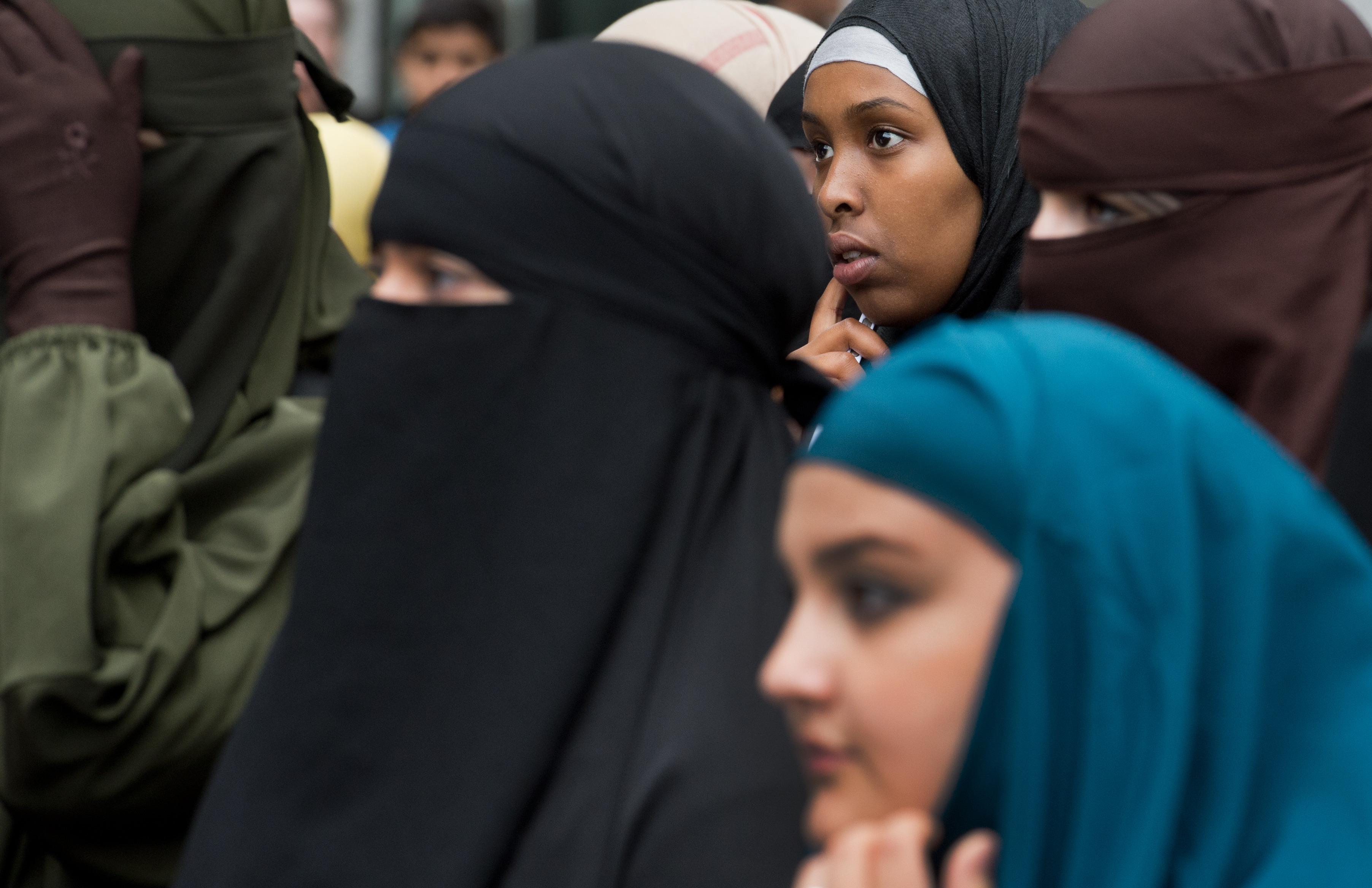 A Korán nőképe
