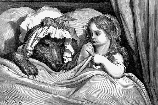 835b1b0229 Gyerekmesék eredetije: felnőtteknek szóló, vértől csöpögő ...