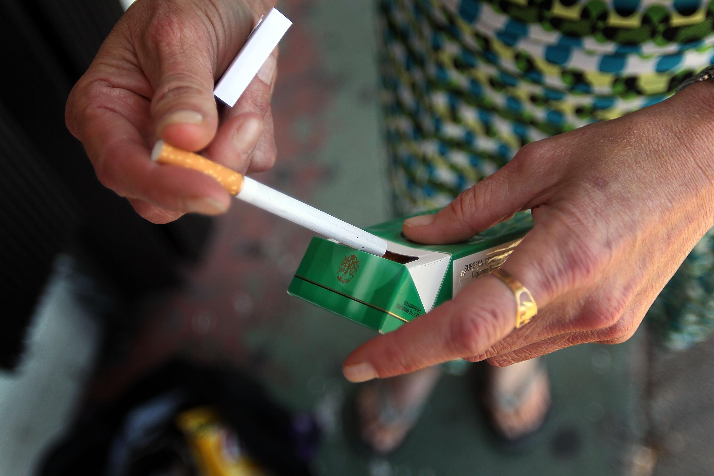 a mentolos cigaretta segít a fogyásban)