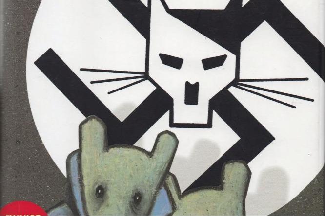 c793aea28882 A Mausban a zsidók egerek, a németek pedig macskák