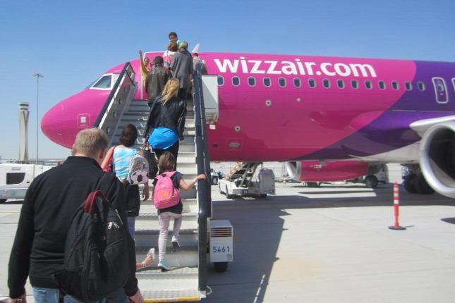218770f4f435 Eltörli a kézipoggyász díját a Wizz Air