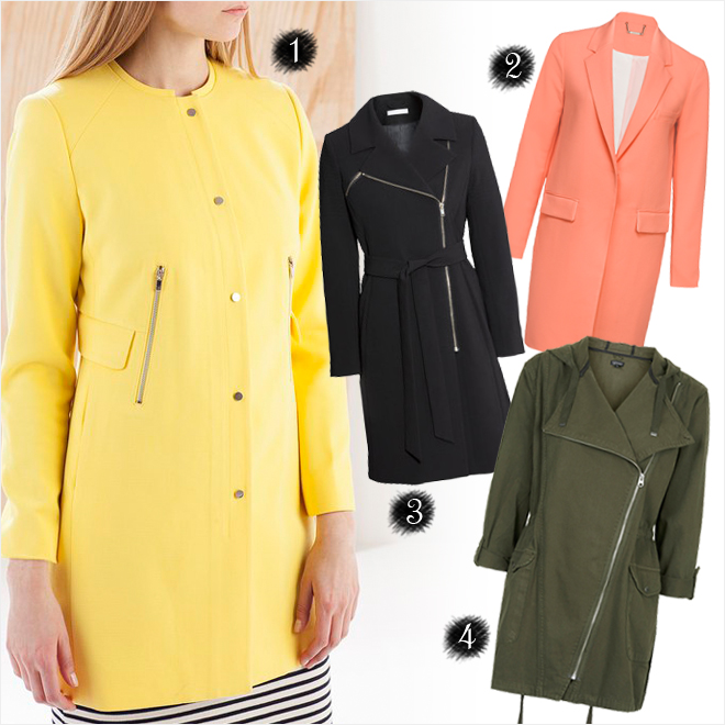Egy jó tavaszi kabát mindenkinek kell! Így válaszd ki a