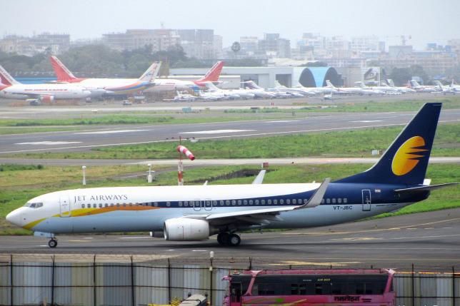 6834dc7bd2c0 Jet Airways Boeing repülőgépeForrás: Flickr/Kurush Pawar