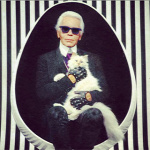 Forrás: Instagram/Karl Lagerfeld