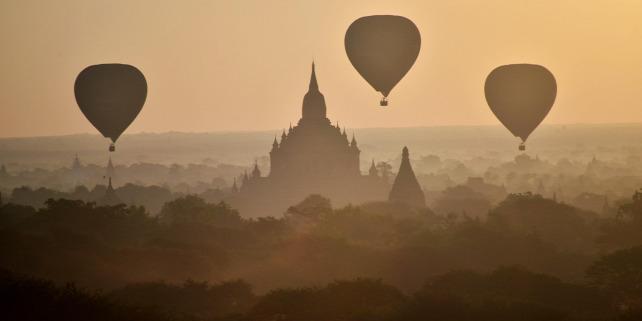 Forrás: AFP/Phyo Hein Kyaw