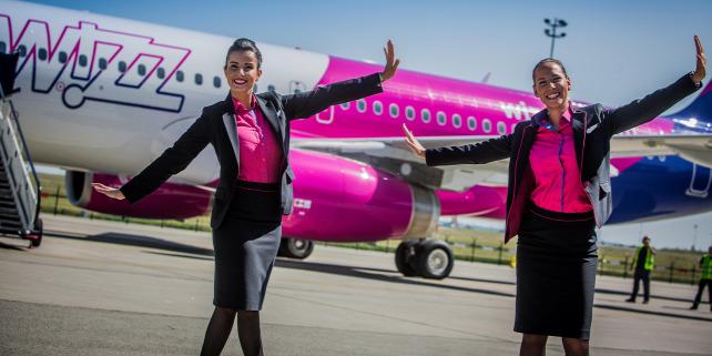 Forrás: Wizz Air/Arpad Foldhazi