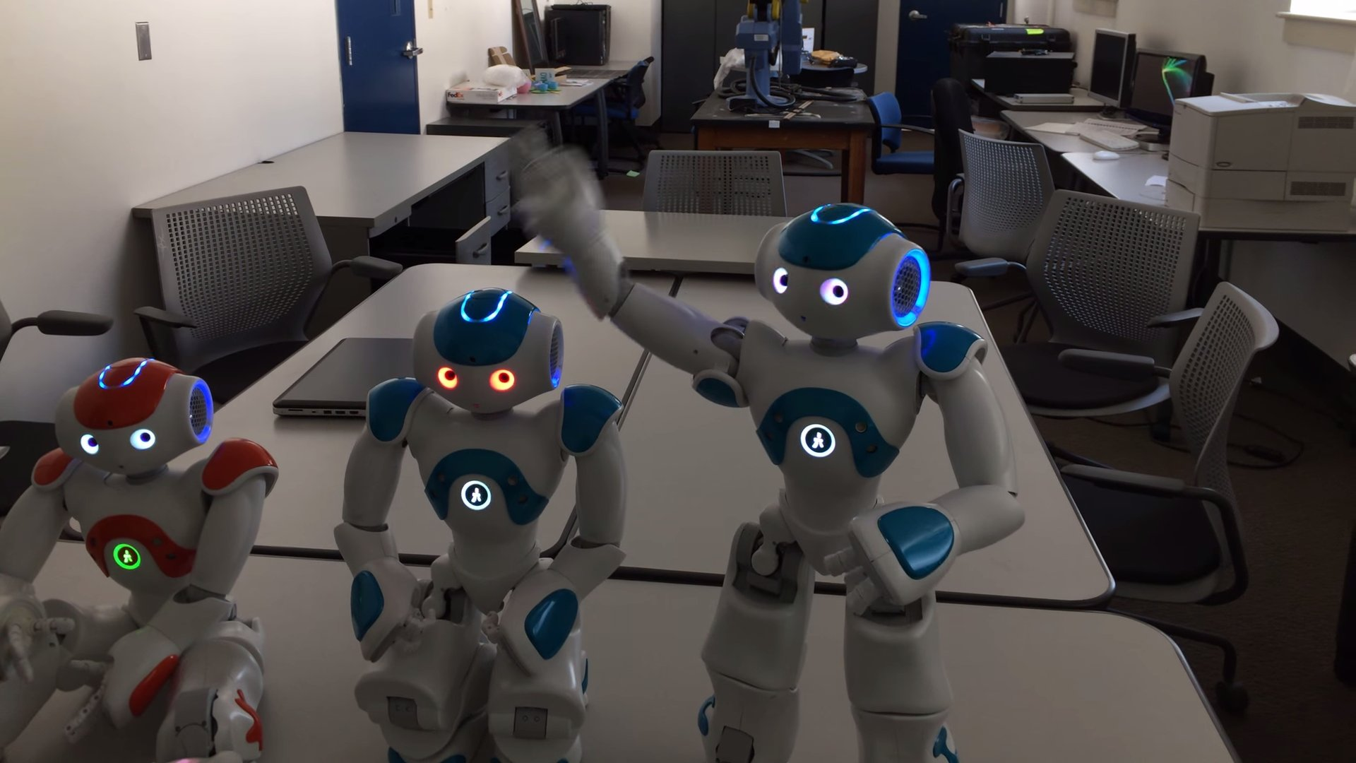 áttekinti a bináris robotot
