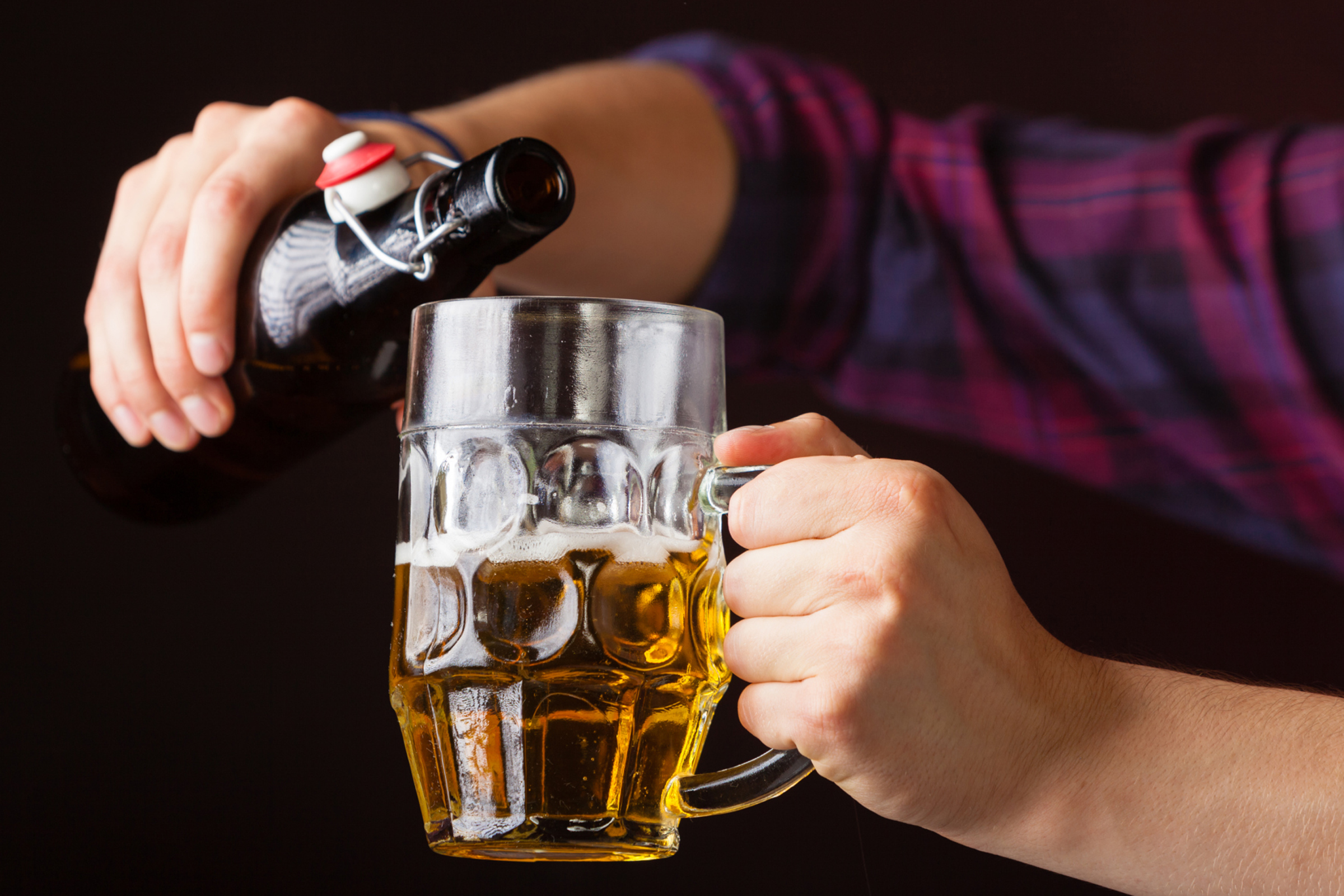 Erekció sör után