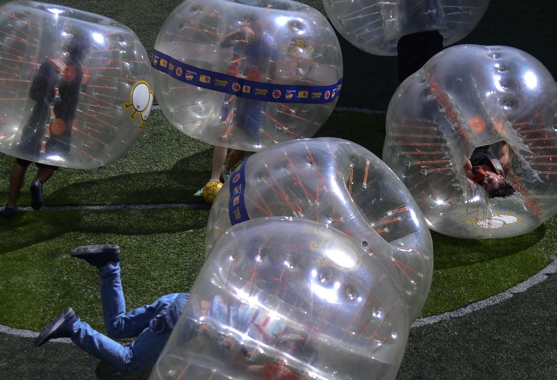 Nagy buborékok