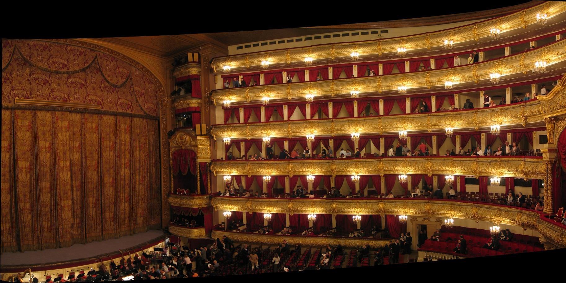 Előadás közben halt meg egy színész a moszkvai Bolsojban