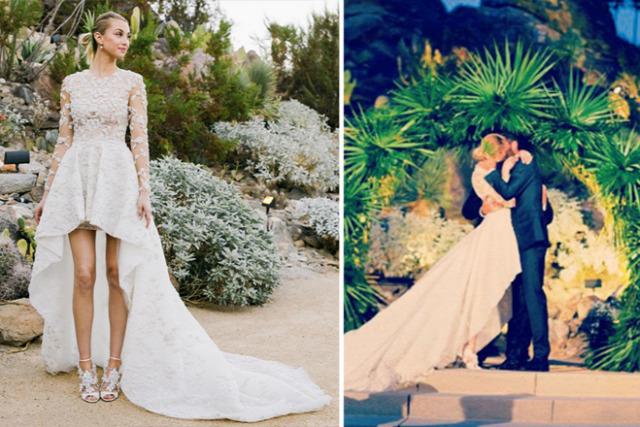 1a23191dc1 Álomszép esküvői ruhák 2015-ben, világsztár módra