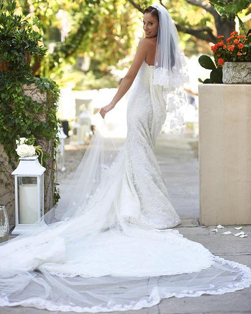 Sosem látott fotók Vajna Tímea és Andy Vajna esküvőjéről!