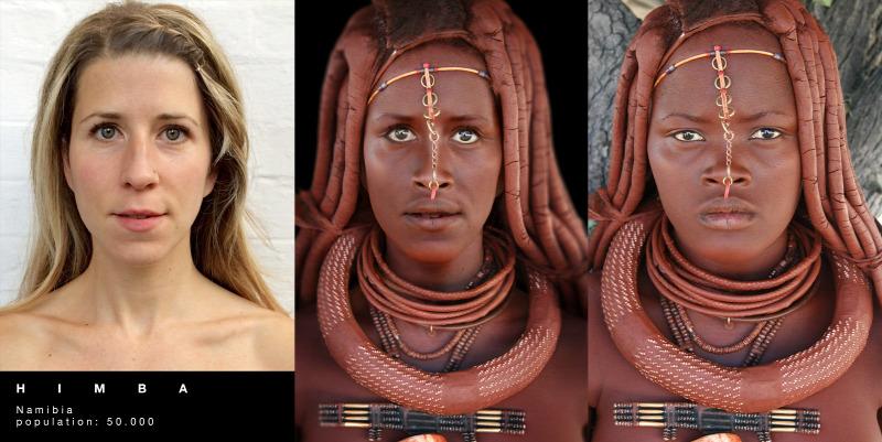 ismerd namíbia nők