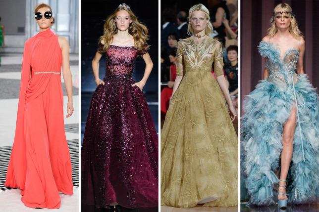 a251ff2d52 Álmodoztunk kicsit: Giambattista Valli, Zuhair Murad, Valentino, Atelier  Versace