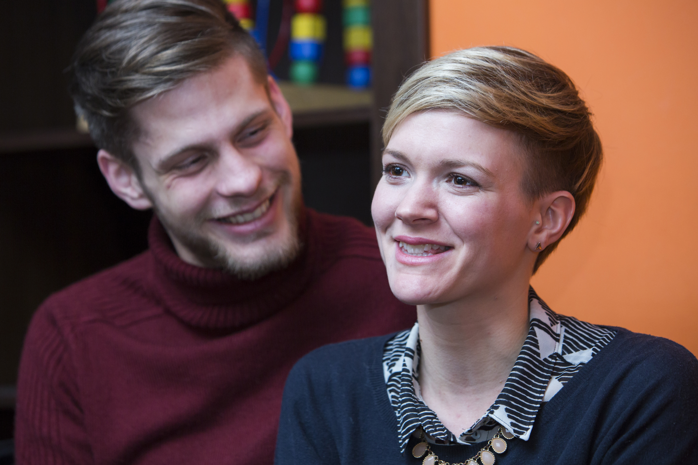 Odaadások keresztény párok randihoz