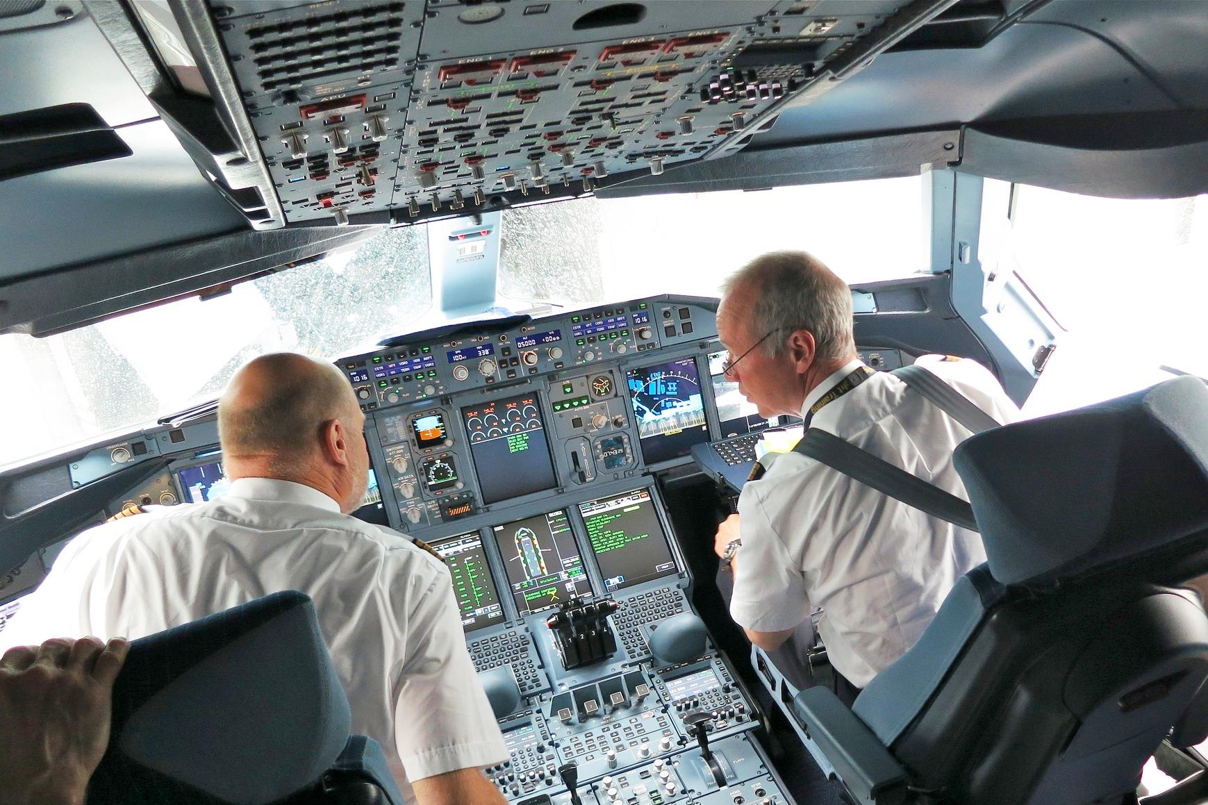mi legyen a pilóta víziója
