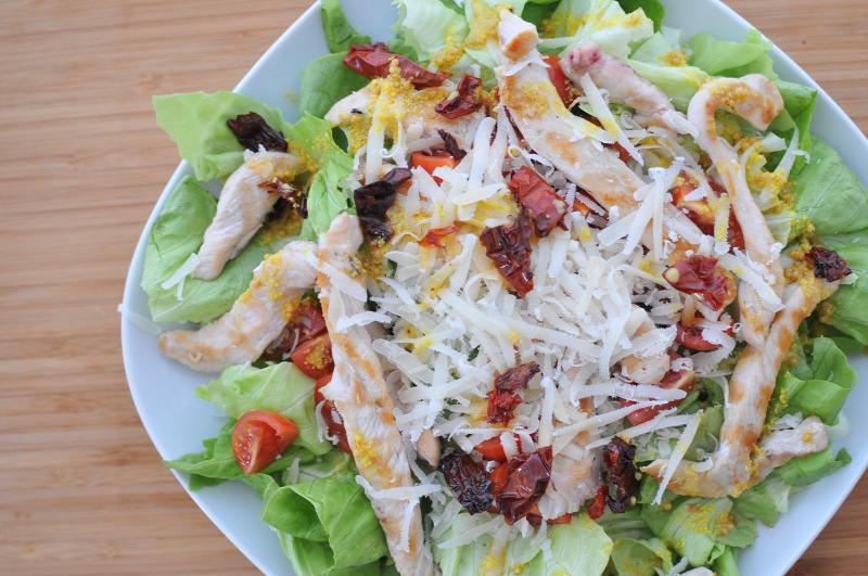 fogyokuras zoldseg salatak)
