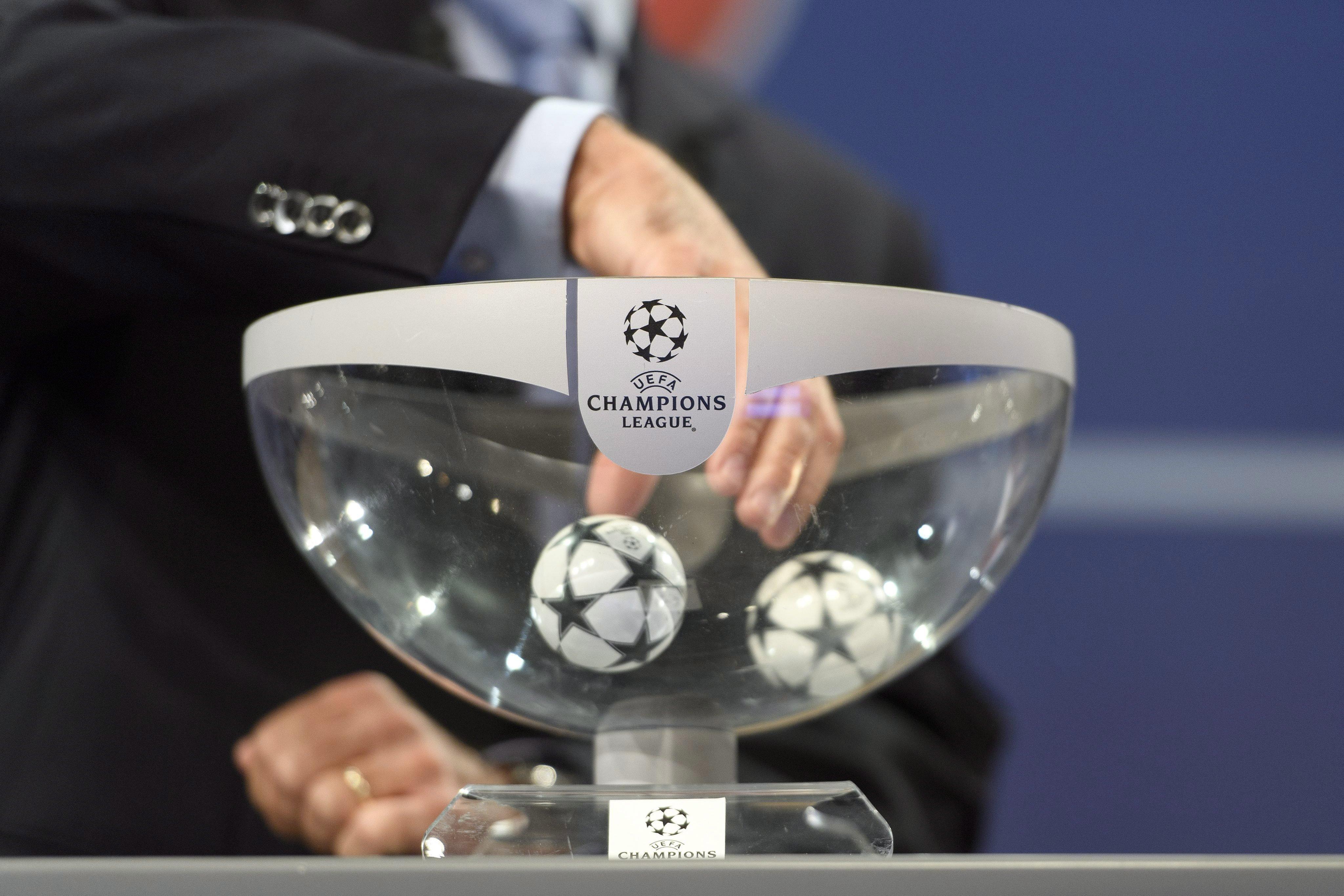 Az új menetrend bebetonozza a legjobbakat a Bajnokok Ligájába