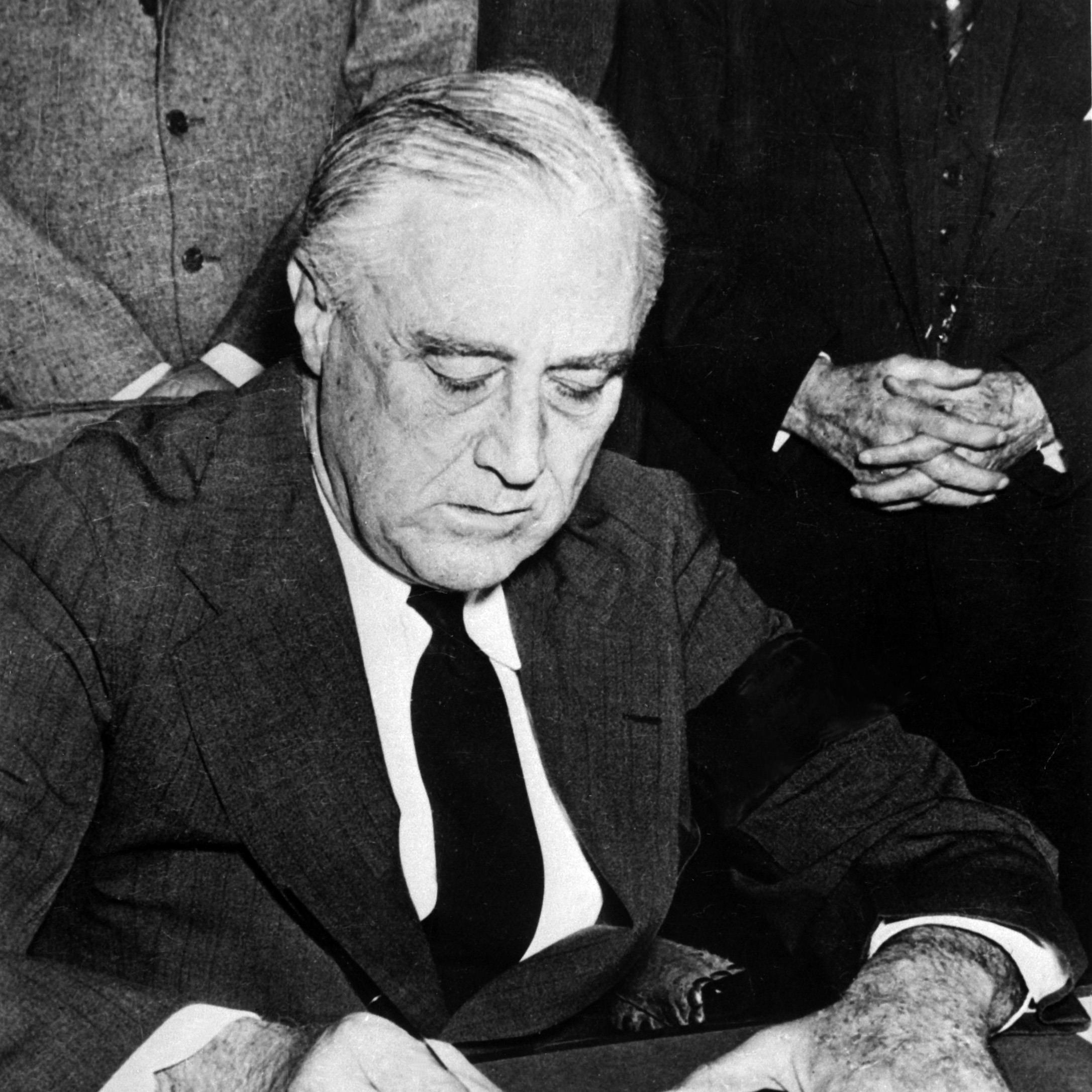 Amerikai elnök 1941