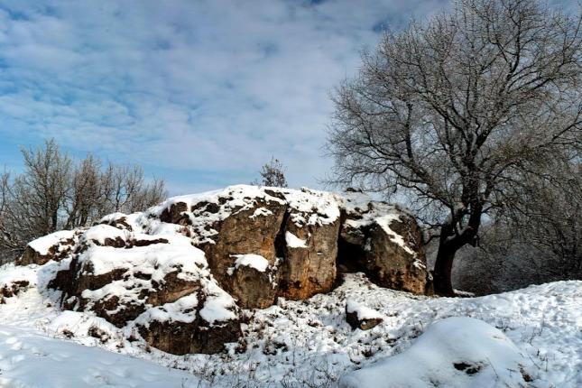 d3d28ddea1 Télen is bőven akad látnivalóForrás: Balaton-felvidéki Nemzeti Park  Igazgatóság Fotótár/Vers József