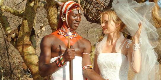 """Afrikai """"szeretők"""""""