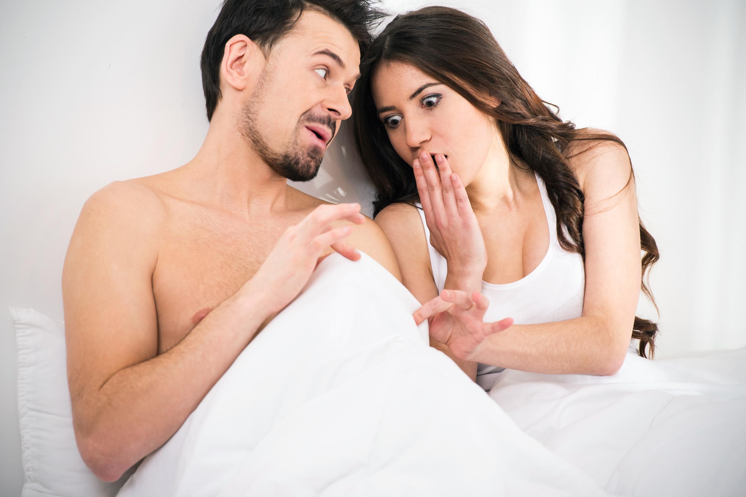 merevedéssel a pénisz kisebb lett