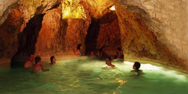 Forrás: Miskolctapolca Barlangfürdő