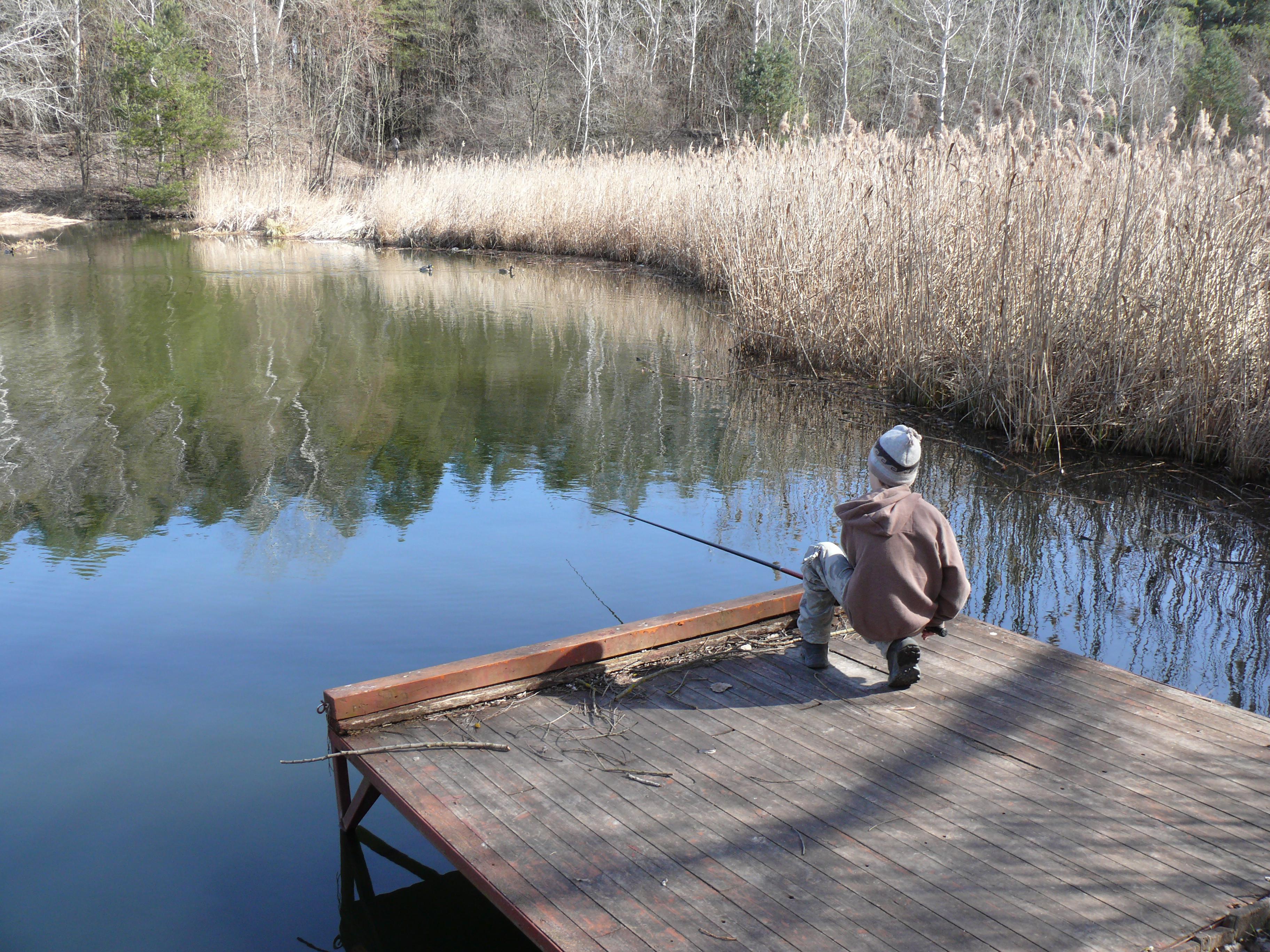 horgászni