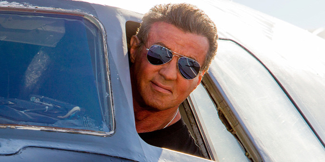 Stallone otthagyta a The Expendables 4-et