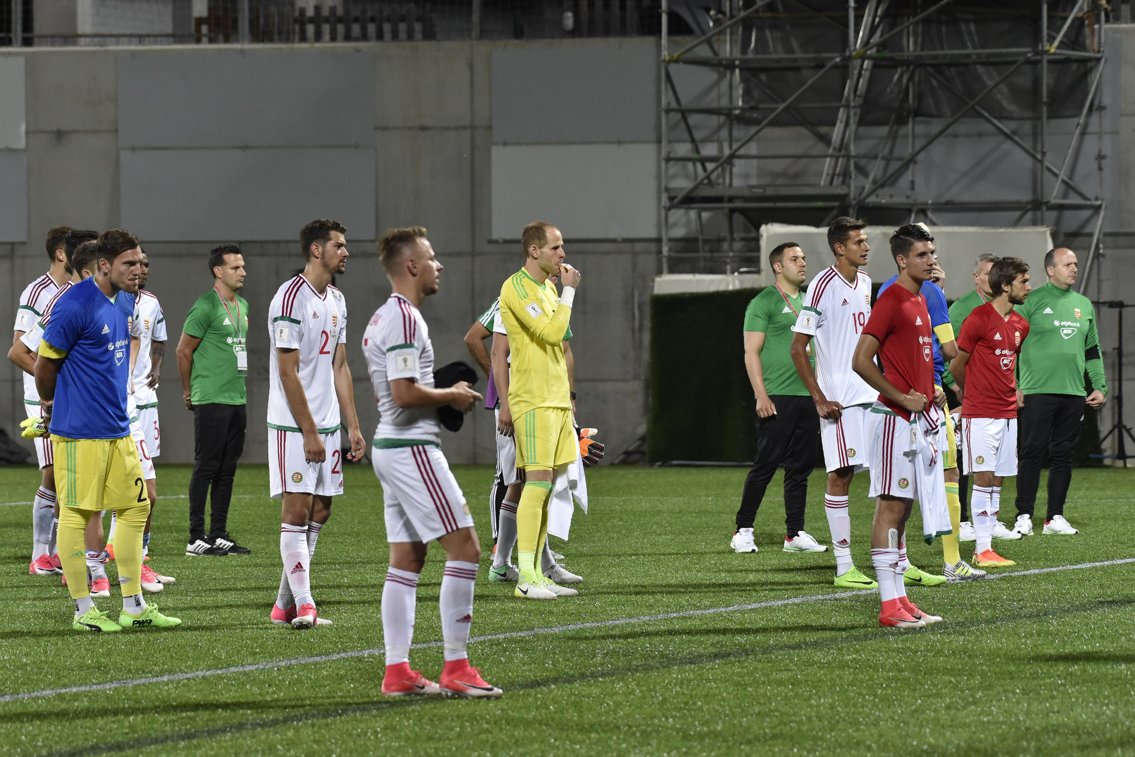 Nemzetek Ligája  sokba került a válogatottnak az andorrai kudarc c450cb5bf1