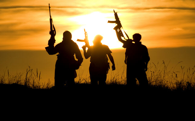 A terroristák látványa. Hatalmas detonáció törte meg az álmos mediterrán reggel csendjét