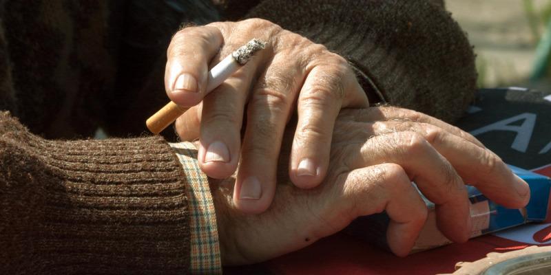 17 éve dohányzom, hogyan leszokom