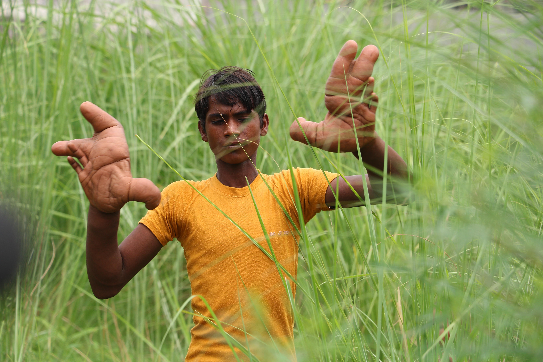 Randi kor Indiában