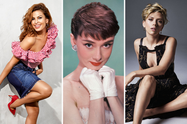 A tökéletes szépségideál megtestesítője a válaszadók 40%-a szerint Eva  Mendes 17e733cc7d