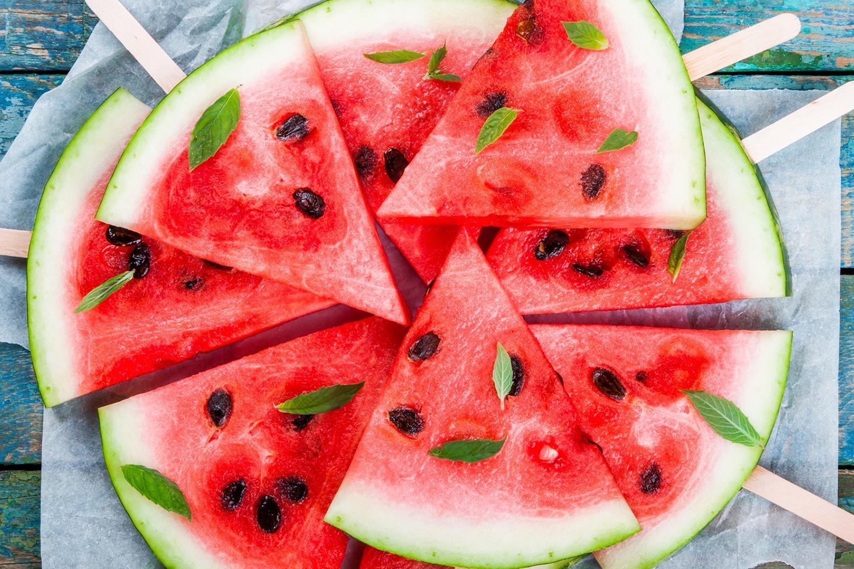Ismerd meg a görögdinnye jótékony hatásait
