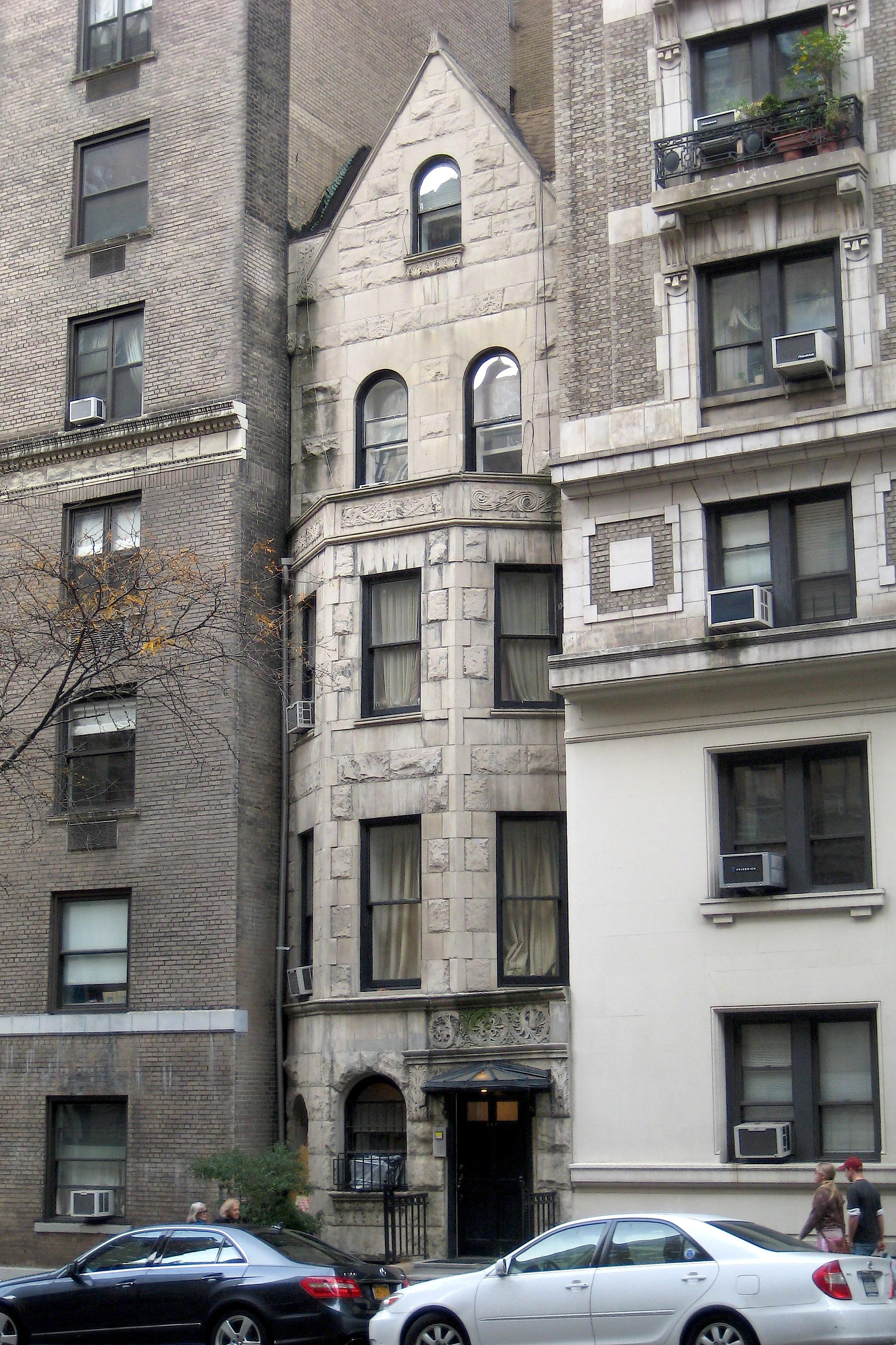 randi viktoriánus épületek