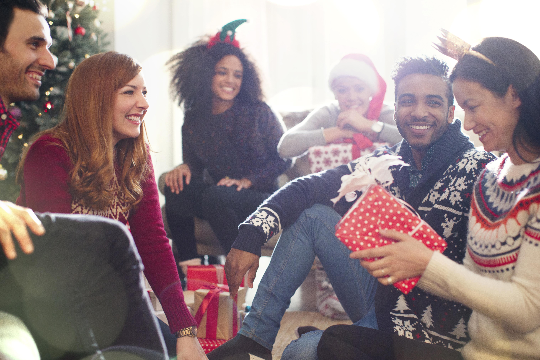 Karácsonyi ajándék randi