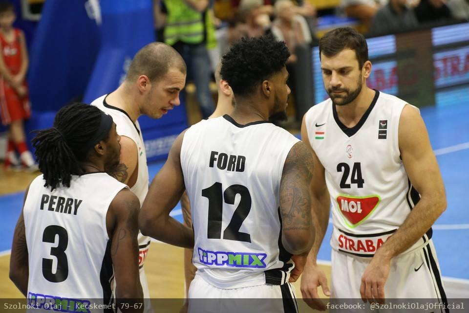 A Szolnok a második meccsét is elveszítette a férfi kosárlabda Európa-kupában